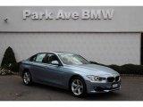 2013 Liquid Blue Metallic BMW 3 Series 328i xDrive Sedan #87568827