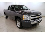 2010 Taupe Gray Metallic Chevrolet Silverado 1500 LT Extended Cab #87569197