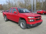 2010 Chevrolet Colorado Extended Cab Data, Info and Specs