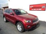 2014 Deep Cherry Red Crystal Pearl Jeep Grand Cherokee Laredo 4x4 #87569374