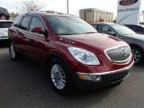 2011 Red Jewel Tintcoat Buick Enclave CXL AWD #87569366