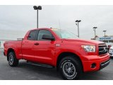 2012 Radiant Red Toyota Tundra TRD Rock Warrior Double Cab 4x4 #87568981