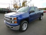 2014 Chevrolet Silverado 1500 Blue Topaz Metallic