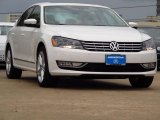 2014 Candy White Volkswagen Passat 1.8T SEL Premium #87569334