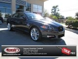 2013 Stratus Grey Metallic Jaguar XF 3.0 AWD #87569231