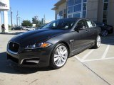 2013 Jaguar XF Stratus Grey Metallic