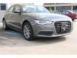 2013 Oolong Gray Metallic Audi A6 2.0T quattro Sedan #87569325