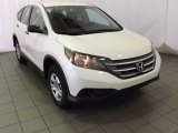 2014 White Diamond Pearl Honda CR-V LX #87568755