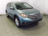 2014 Mountain Air Metallic Honda CR-V EX #87568753