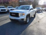 2014 Quicksilver Metallic GMC Sierra 1500 Regular Cab 4x4 #87618371