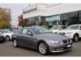 2013 Space Gray Metallic BMW 3 Series 328i xDrive Coupe #87617959