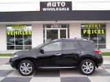2012 Super Black Nissan Murano LE Platinum Edition AWD #87618267
