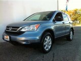 2011 Glacier Blue Metallic Honda CR-V SE 4WD #87618568