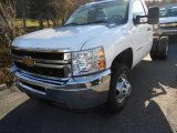 2013 Chevrolet Silverado 3500HD WT Regular Cab Dually Chassis Data, Info and Specs