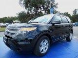 2014 Tuxedo Black Ford Explorer FWD #87618056
