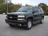 2005 Black Chevrolet Tahoe LS #87617948