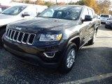 2014 Brilliant Black Crystal Pearl Jeep Grand Cherokee Laredo 4x4 #87617852
