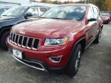 2014 Redline 2-Coat Pearl Jeep Grand Cherokee Limited 4x4 #87617841