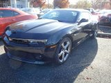 2014 Black Chevrolet Camaro LT/RS Coupe #87617833