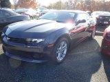 2014 Blue Ray Metallic Chevrolet Camaro LS Coupe #87617830