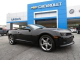 2014 Black Chevrolet Camaro LT/RS Convertible #87618232