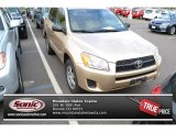 2011 Sandy Beach Metallic Toyota RAV4 I4 4WD #87617824