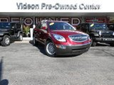 2011 Red Jewel Tintcoat Buick Enclave CXL AWD #87618546