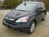 2009 Royal Blue Pearl Honda CR-V EX-L 4WD #87618333