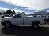 2014 Summit White Chevrolet Silverado 1500 WT Regular Cab #87618529