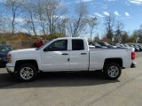 2014 Summit White Chevrolet Silverado 1500 LT Double Cab 4x4 #87618528