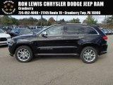 2014 Brilliant Black Crystal Pearl Jeep Grand Cherokee Summit 4x4 #87618094