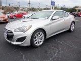 2013 Platinum Metallic Hyundai Genesis Coupe 2.0T #87617975