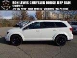 2014 White Dodge Journey SXT AWD #87618083