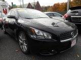 2011 Crimson Black Nissan Maxima 3.5 SV Sport #87618480