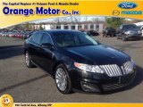 2011 Black Lincoln MKS EcoBoost AWD #87618187