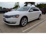 2014 Candy White Volkswagen Passat TDI SEL Premium #87666001