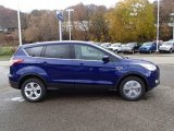 2014 Deep Impact Blue Ford Escape SE 1.6L EcoBoost 4WD #87665691