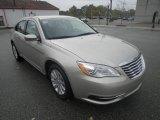 2014 Cashmere Pearl Chrysler 200 Touring Sedan #87666182