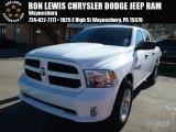 2014 Bright White Ram 1500 Express Crew Cab 4x4 #87665895
