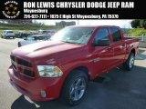 2014 Flame Red Ram 1500 Express Crew Cab 4x4 #87665893