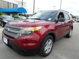 2014 Ruby Red Ford Explorer FWD #87665586