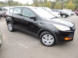 2013 Tuxedo Black Metallic Ford Escape S #87665975