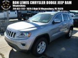2014 Billet Silver Metallic Jeep Grand Cherokee Laredo 4x4 #87665886