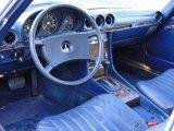1982 Mercedes-Benz SL Class Interiors