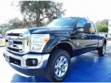 2014 Ford F350 Super Duty Lariat Crew Cab 4x4 Data, Info and Specs