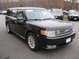 2010 Tuxedo Black Ford Flex SEL AWD #87666157