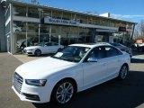 2014 Ibis White Audi S4 Premium plus 3.0 TFSI quattro #87665751