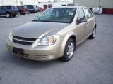 2007 Sandstone Metallic Chevrolet Cobalt LS Sedan #8647354