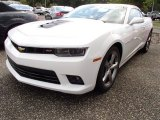 2014 Summit White Chevrolet Camaro SS/RS Coupe #87665476