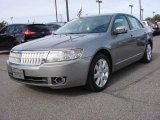 2008 Vapor Silver Metallic Lincoln MKZ Sedan #87665733
